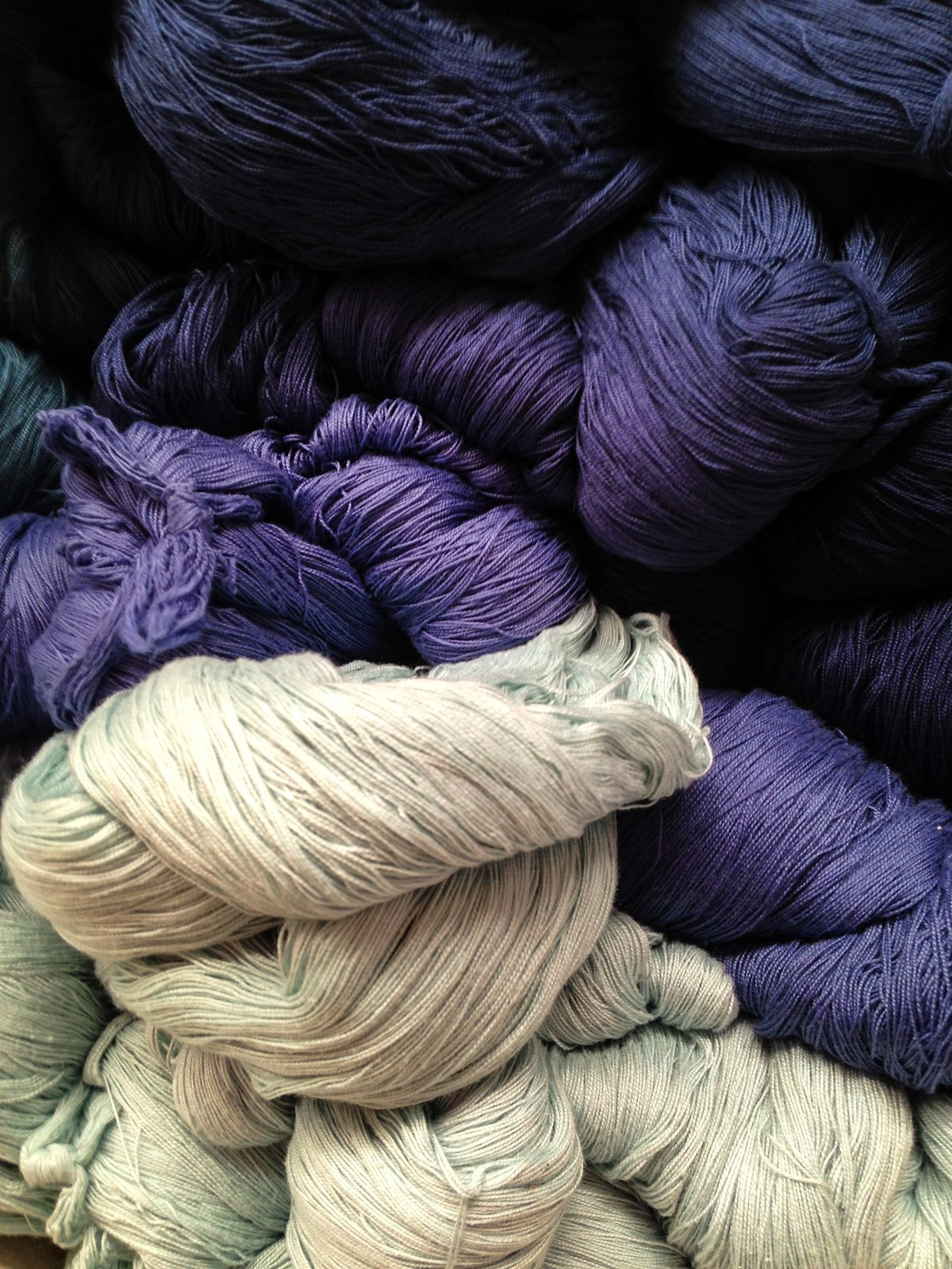 Spring Crafting: Yarn Dyeing