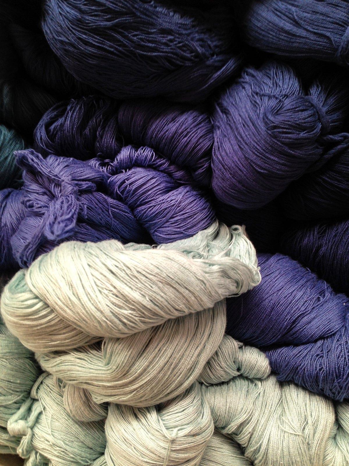 Spring Crafting: YarnDyeing