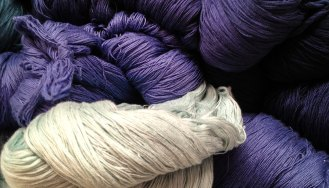 Helix Knitting: Perfect for leftover charity yarn – Wichita